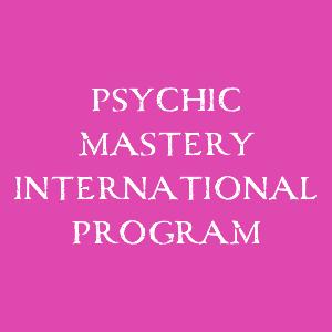 Psychic Mastery International Program